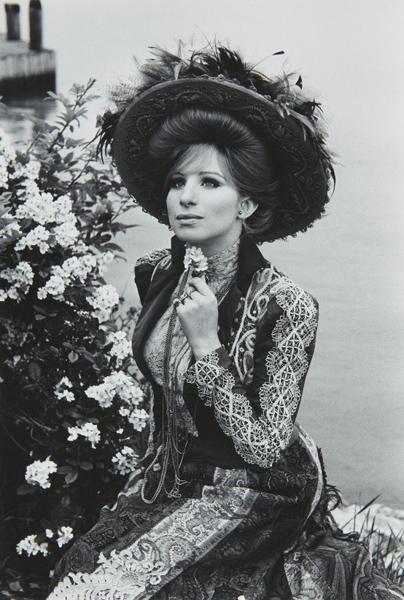 14: ERNST HAAS, Barbra Streisand, Hello Dolly, 1969