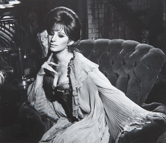 15: ERNST HAAS, Barbra Streisand, Hello Dolly, 1969