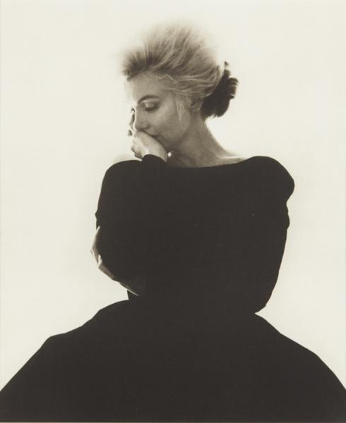 19: BERT STERN, Marilyn Monroe from The Last Sitting, 1