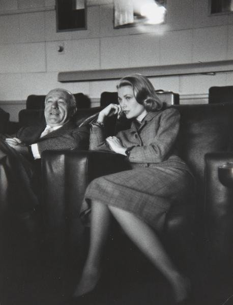 20: ALLAN GRANT, Grace Kelly at MGM Screening Room, Mar