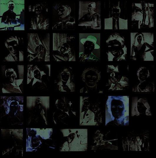 167: VARIOUS ARTISTS, 29 Film Stills with autographs fr