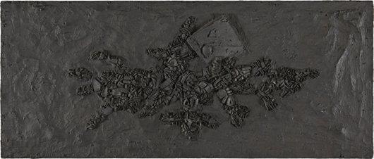 3: ARNALDO POMODORO, Orizzonte I, 1957
