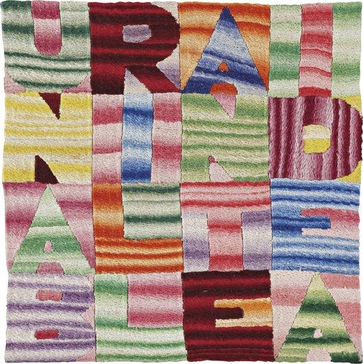 5: ALIGHIERO BOETTI, Una Brillante Idea, c.1991