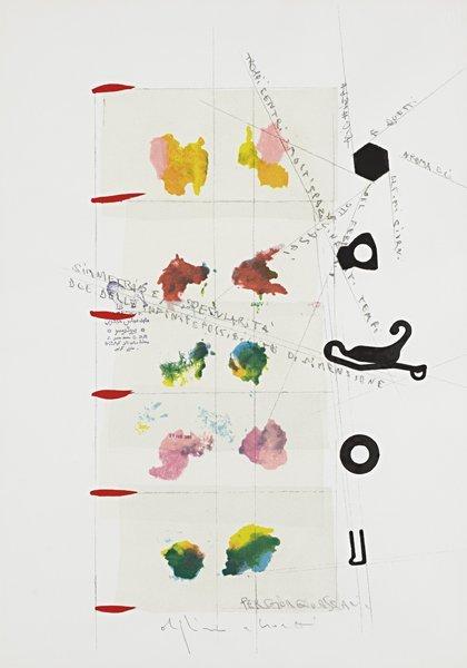 11: ALIGHIERO BOETTI, Untitled, c. 1986