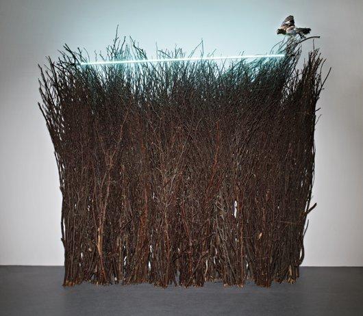 13: MARIO MERZ, Untitled, 1993