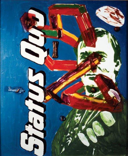 1102:  MARTIN  KIPPENBERGER  (1953-1997)  UNTITLED (NO.