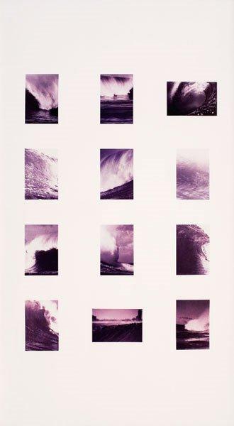 1115:  RICHARD  PRINCE  (b. 1949)  VELVET BEACH  titled
