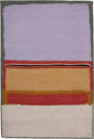 Mark Rothko, Orange over Violet, c. 1968