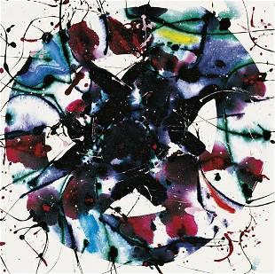 SAM FRANCIS, Untitled, 1985