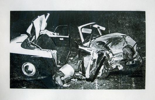 5: ANDY WARHOL, Disaster (Retrospective Series), c. 197