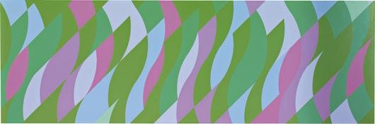 20: BRIDGET RILEY, Out There, 2004