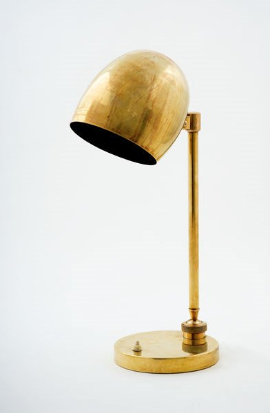 11:  CHRISTIAN  DELL  TABLE LAMP, CA. 1929-30  manufact