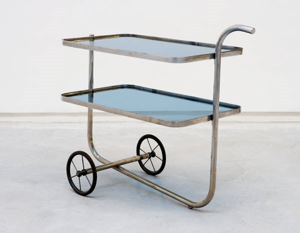 15:  attributed to LUDWIG  MIES VAN DER ROHE  SERVING T