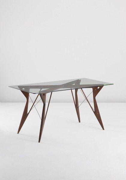 65: LEONARDO FIORI, Table, c. 1949