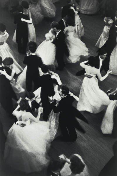 1: HENRI CARTIER-BRESSON, Queen Charlotte's Ball, Londo