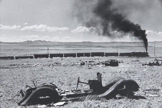 5: HENRI CARTIER-BRESSON, Arizona, circa 1947