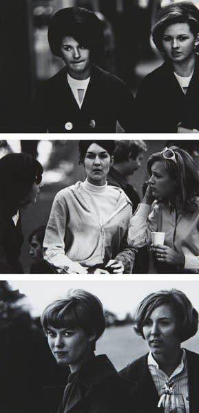 7: DAVID MARTIN HEATH, Selected Images, 1966-1967