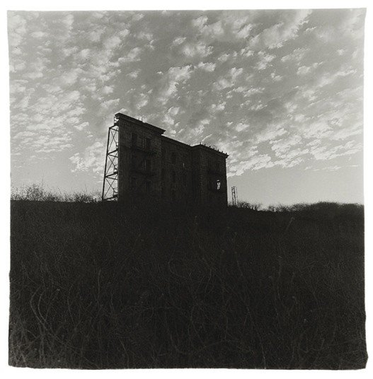 11: DIANE ARBUS, A House on a Hill, Hollywood, Californ