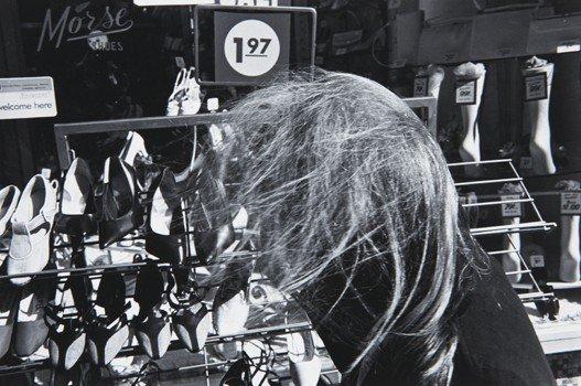 12: LEE FRIEDLANDER, New York City, 1968