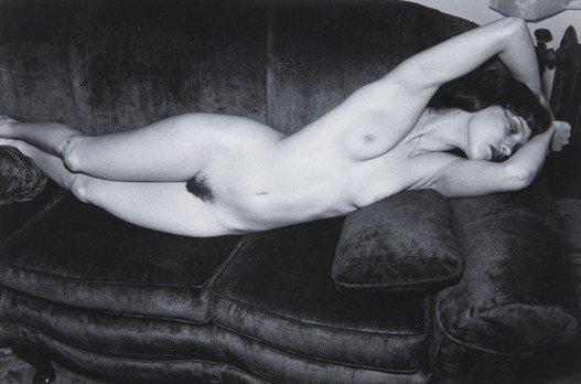 13: LEE FRIEDLANDER , Nude, 1980