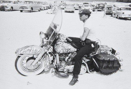 17: ROBERT FRANK, Daytona Beach, 1961
