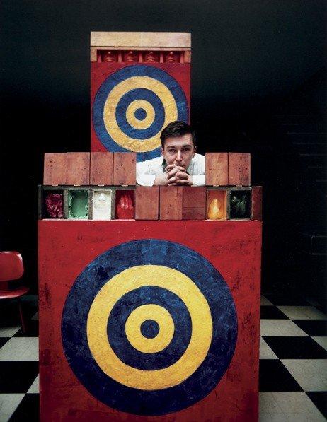23: DAN BUDNIK, Jasper Johns, 1958