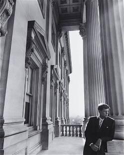 51: ARNOLD NEWMAN, Senator John F. Kennedy, The Capitol
