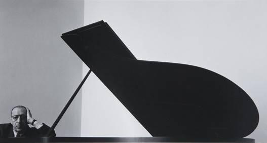 52: ARNOLD NEWMAN, Igor Stravinsky, New York City, 1946