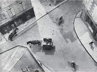 173: ANDRÉ KERTÉSZ, Carrefour Blois, 1930