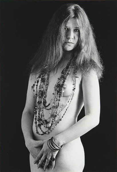 212: BOB SEIDEMANN, Janis Joplin, Standing Nude, 1967