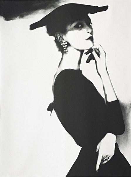 4: LILLIAN BASSMAN, Barbara Mullen, New York, Harper's