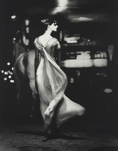 5: LILLIAN BASSMAN, Times Square: The Night Fantastic,