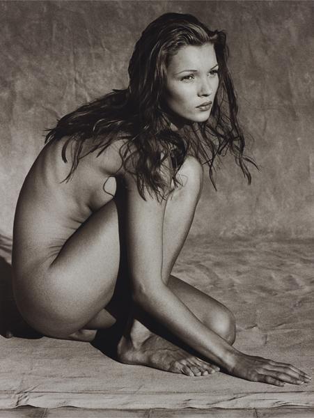 17: ALBERT WATSON, Kate Moss, Marrakech, Morocco, 1993