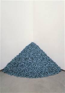 "4: Felix Gonzalez-Torres, ""Untitled"" (Portrait of Marce"