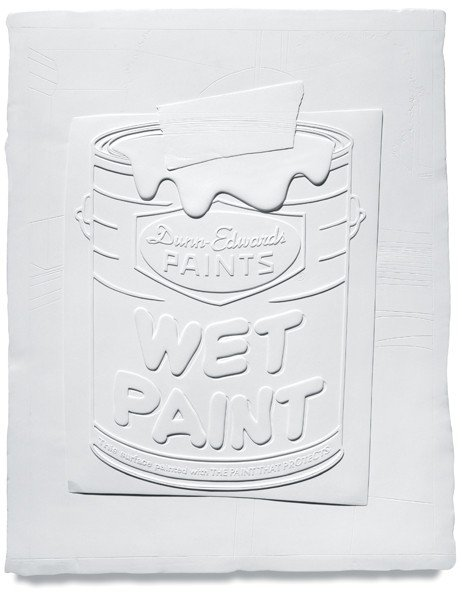 102: Charles Ray, Wet Paint, 2008