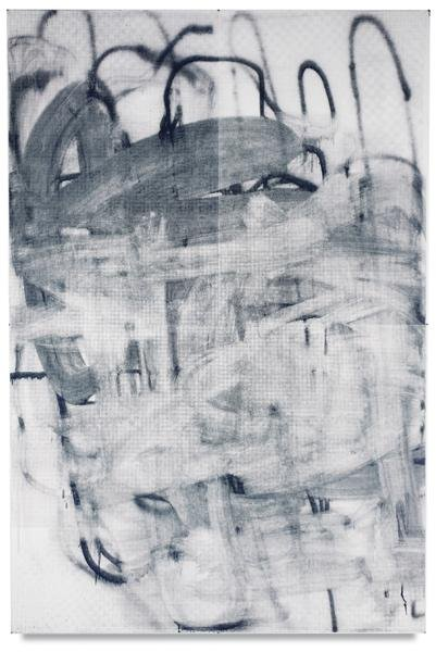 105: Christopher Wool, ONE YEAR NO HALLOWEEN (P464), 20