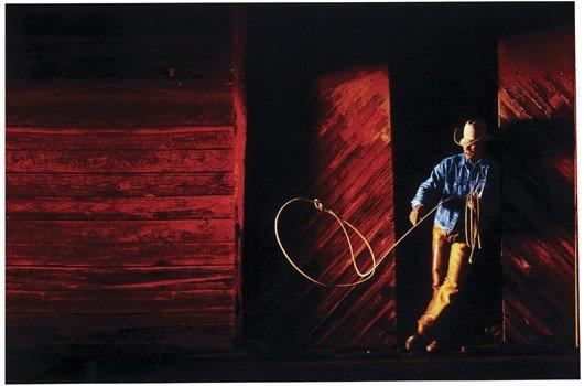 113: Richard Prince, Untitled (Cowboy), 1998-1999