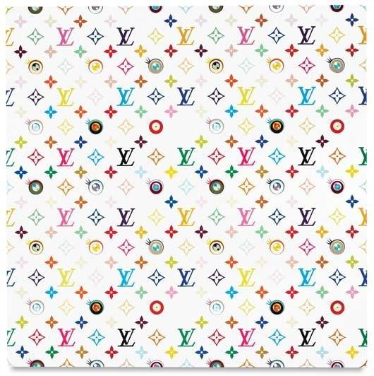 114: Takashi Murakami, Eye Love SUPERFLAT, 2003