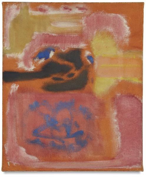117: Mark Rothko, No. 9, 1947