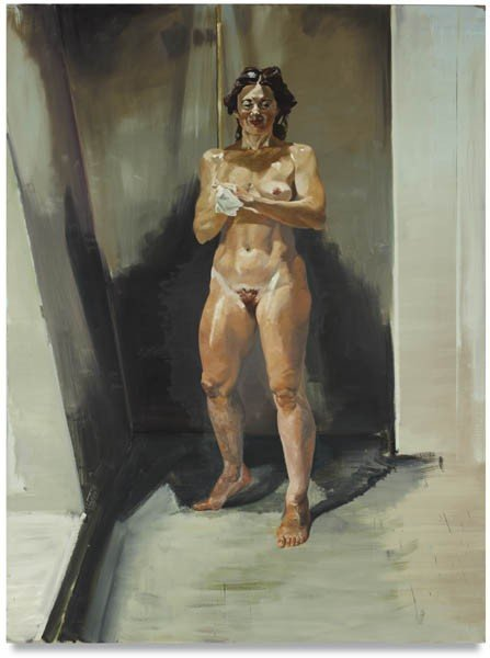 120: Eric Fischl, April in the Shower, 1992