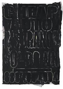 MARK BRADFORD, Untitled, 2006