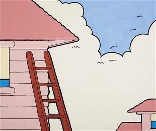 251: JOHN WESLEY, B's Ladder, 1973-1974