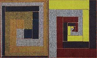 427: ALFRED JENSEN, Timaeus, Per 1 and Per 2, 1966