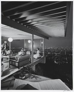 JULIUS SHULMAN, Case Study House #22, Los Angeles, C