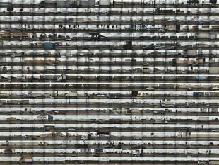"""ROBBERT FLICK, """"LD SV970121 Almeda B, Los Angeles,"""