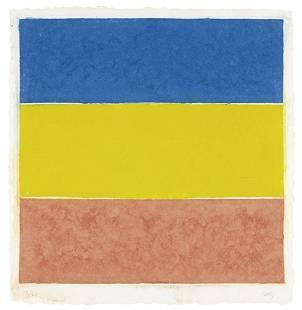ELLSWORTH KELLY, Colored Paper Image XVI, 1976