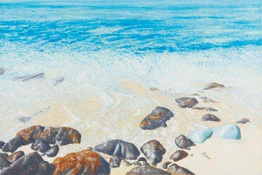 3: Fabio Aguzzi, [Ocean; Ocean with sky, St. Barth