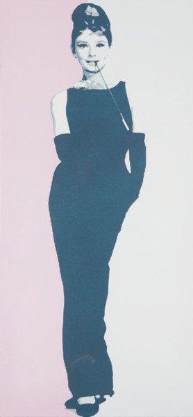 24: Artist Unknown, [Audrey Hepburn – Breakfast at Tif