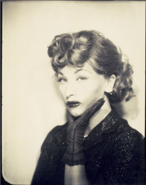 561:  CINDY  SHERMAN  (b. 1954)  UNTITLED (LUCILLE BALL