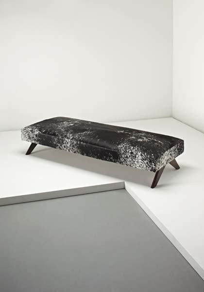 2: PIERRE JEANNERET, Daybed, from Chandigarh, India, 19